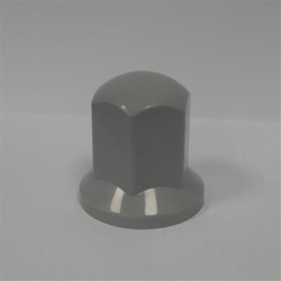 "VKWT Wheel Nut Cap 32"" - Large 54 mm Plastic Grey"